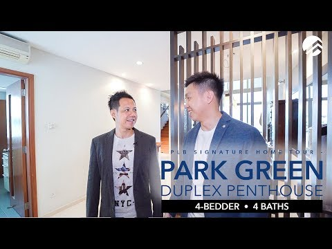 $1.5 Million 4 Beds Penthouse at Park Green, 1937sqft, Sold By PropertyLimBrothers