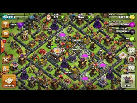 Clash of Clans Android Gameplay - Part 10
