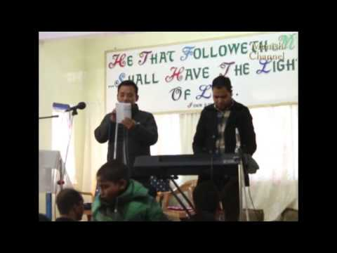 Youth Camp 2017 Elshaddai Theme song By Soloman Thapa