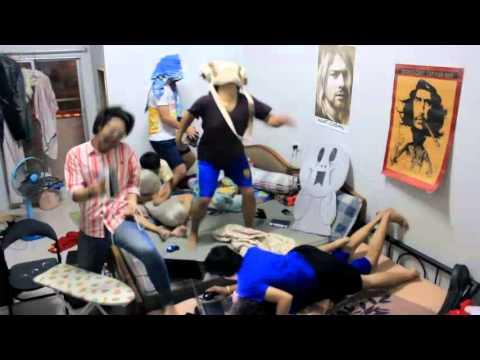 (Thailand)Harlem Shake Russian Studies TU v.โคมนาต้า 201