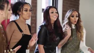 Little Mix - Love Me Like You (BuzzFeed New York 2015)