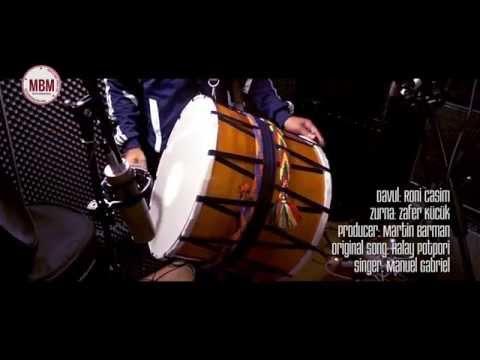 Davul & Zurna (Zafer Kücük & Roni Casim) Studio Recording 2014