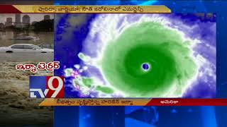 Hurricane Irma dislodges homes, uproots trees in the Carribean - TV9