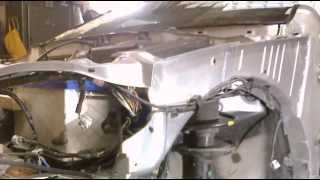 Ремонт toyota Corolla після ДТП