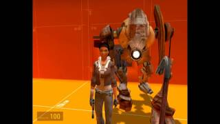 Half-Life 2 beta (leak): eli_lab (beta  d1_eli._01 and d1_eli_02)