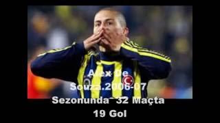 Gelmiş Geçmiş Fenerbahçe Gol Kralları