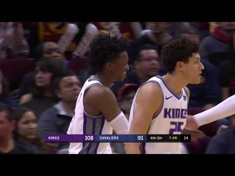 Sacramento Kings vs Cleveland Cavaliers | December 7, 2018