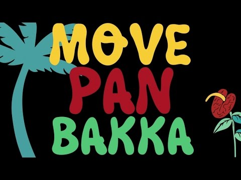 Tambour Battant - Move Pon Bakka (feat. Bazil) [Official Lyrics Video]