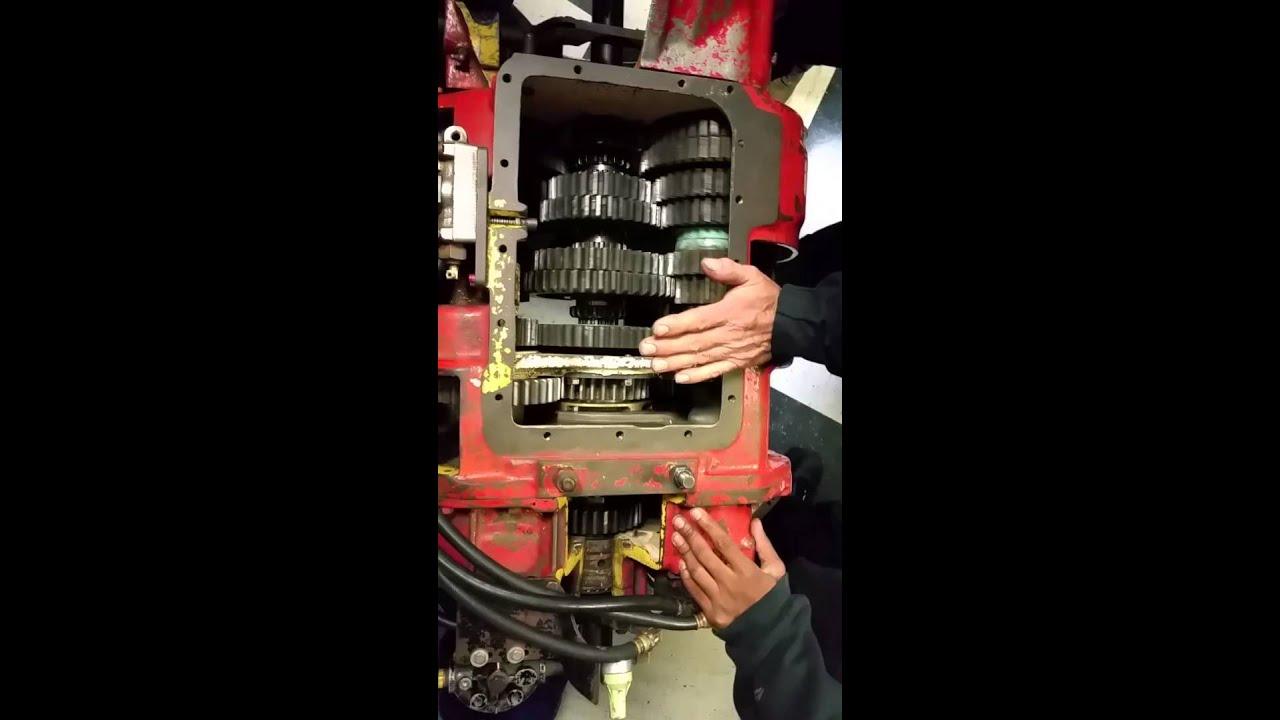 mack maxitorque transmission oil