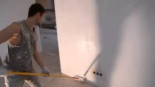 видео Грунтовка для стен под покраску