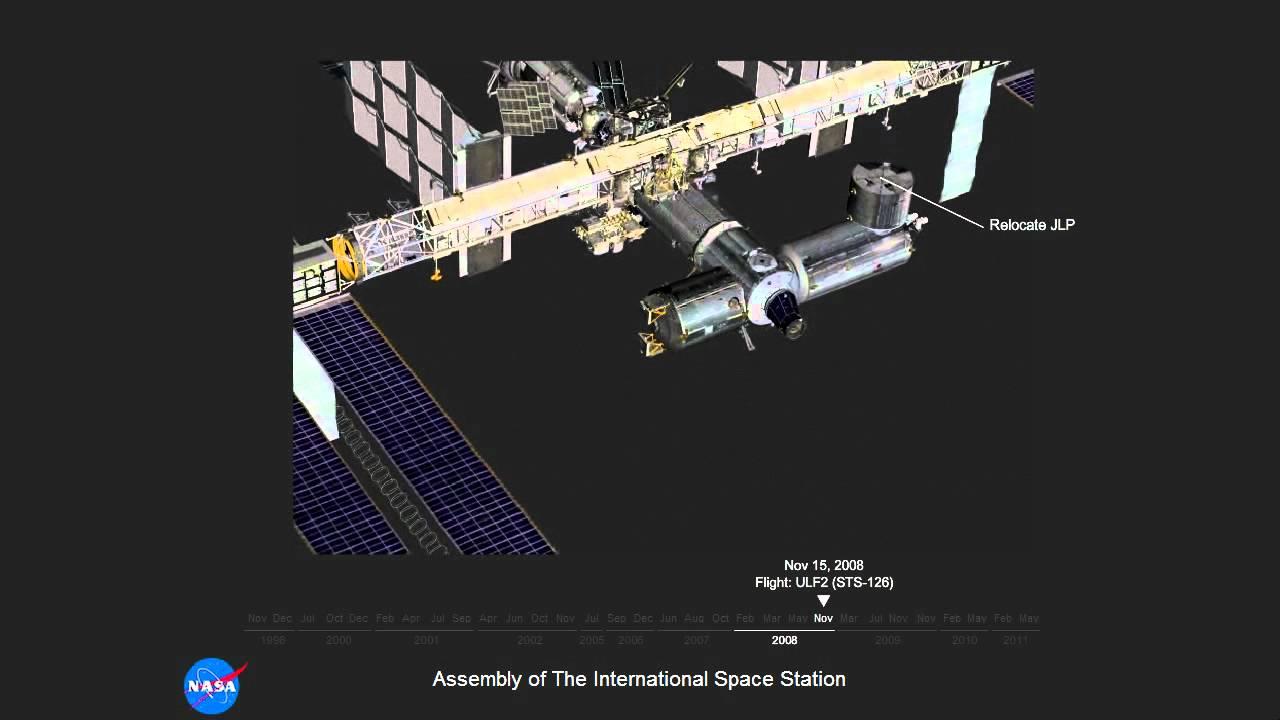 Station Assembly Animation - YouTube