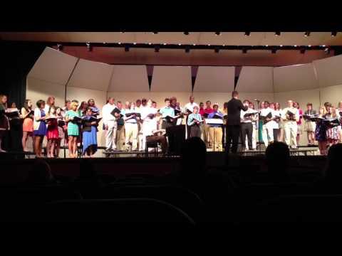 Abington senior high school chorus concert