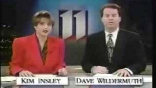 Mankato 1995  meningitis outbreak news footage 2