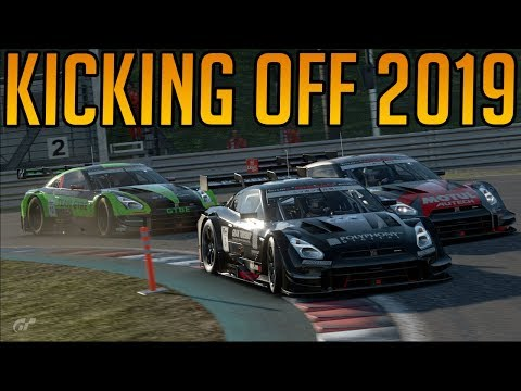 Gran Turismo Sport: Kicking Off The Year in Style thumbnail