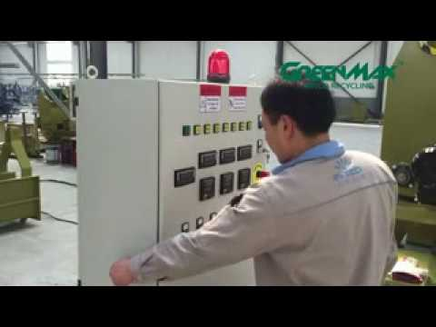 Polyethylene Foam Recycling By Melting
