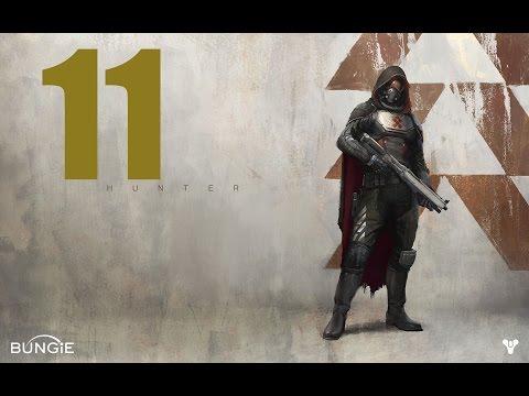 Destiny - Hunter Walkthrough Part 11: A Stranger's Call