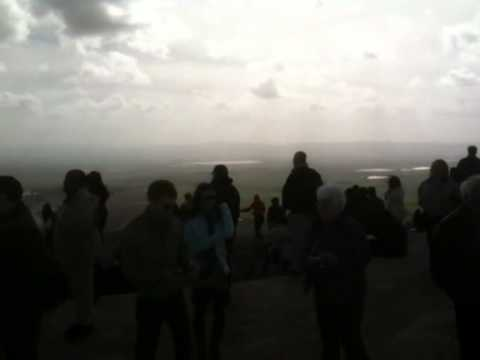 Panoramic View of Nazareth from Mount Precipice