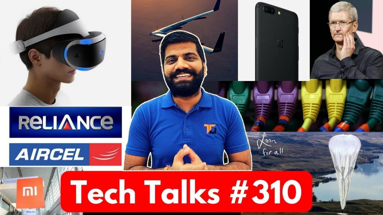 Tech Talks #310 - Play Station VR, iPhone 8 Demand, Oneplus 6, Snapchat Use, Tattoo Tech