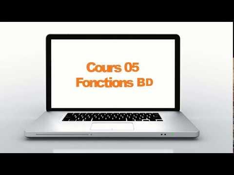 C05 A Fonctions BD