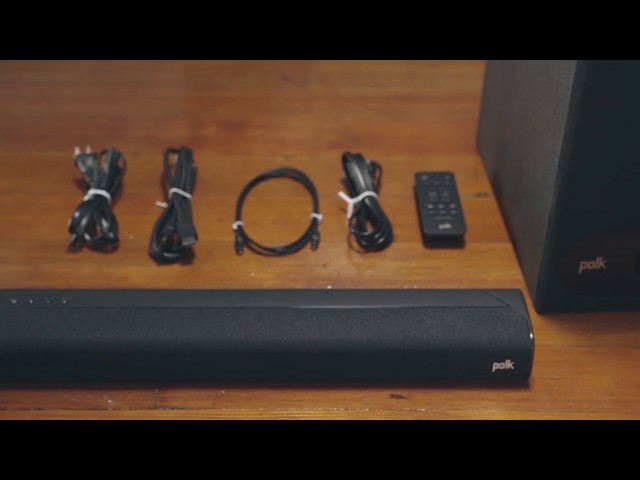 Polk Audio — Gear Up for Movie Night with the Signa S2