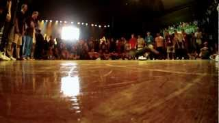 Hip Hop Still Lives in Babylon vs Alienes - IBE 2012 UK B-boy Championships qualifications