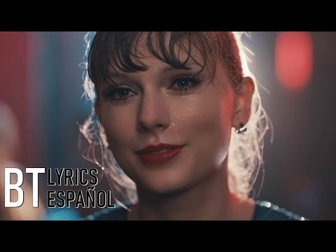 Taylor Swift - Delicate (Lyrics + Español) Video Official