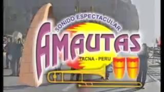 ((Colección Bodas de Plata)) MORENADA 2018 (DVD) - Banda Espectacular Amautas de Tacna Perú