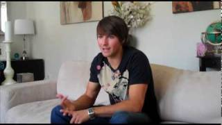 What annoys James Maslow?