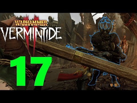 [17] Defeating Bodvarr Ribspreader! (Vermintide 2 With Friends)
