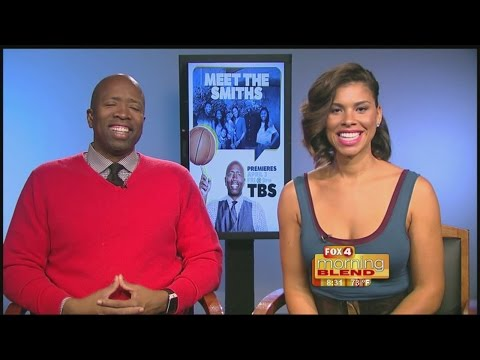 Kenny Smith and Gwendolyn Osborne-Smith from Meet the Smiths 04/08/2015