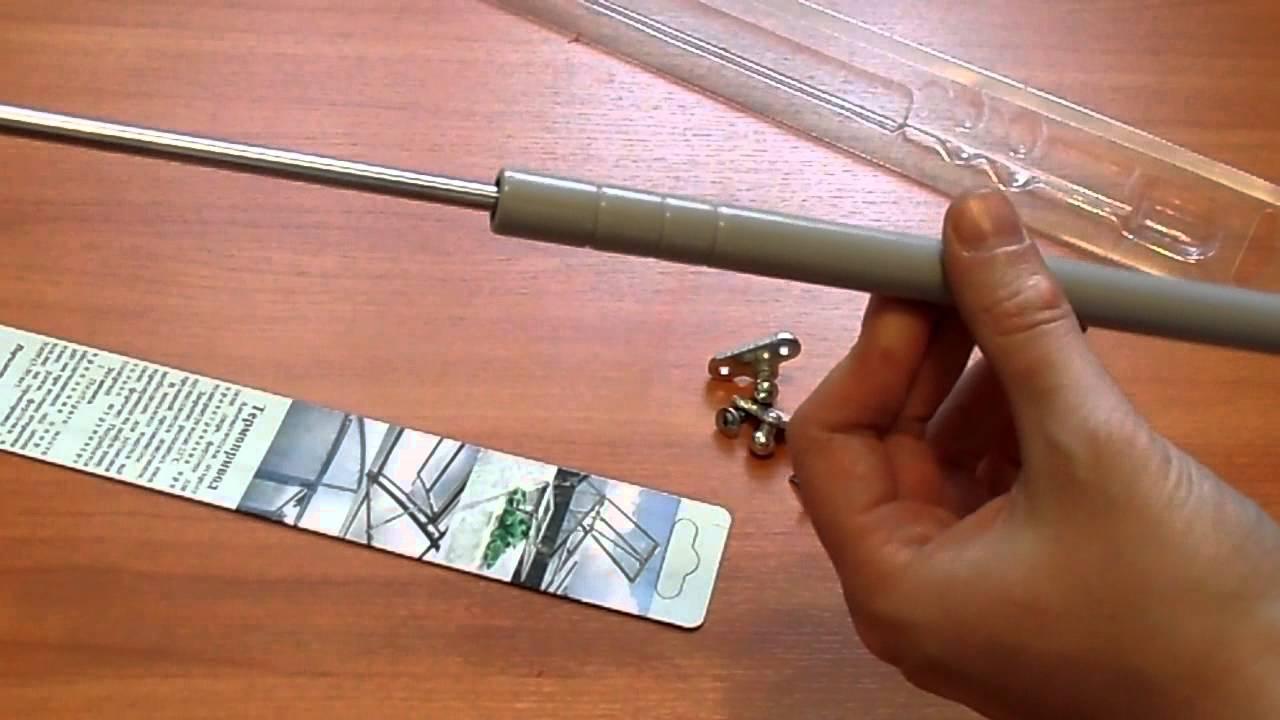 Автоматическое проветривание для теплиц своими руками фото 792