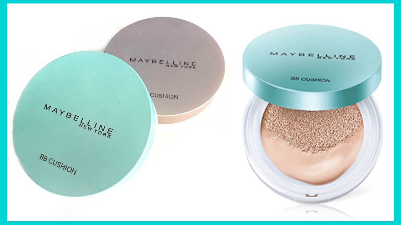 Ep5 Compare New Maybelline Fresh Matte Cushion Vs Super Bb Cushion Review Demo Trishhyoungg