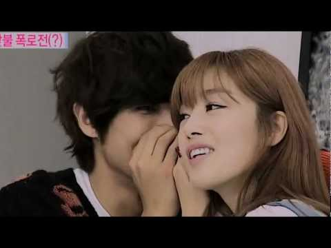 Sunhwa and Lee Joon- Kiss Kiss from YouTube · Duration:  2 minutes 22 seconds
