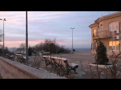 Крымские горы. Симеиз. Гора Кошка.Видеозарисовки из командировки.