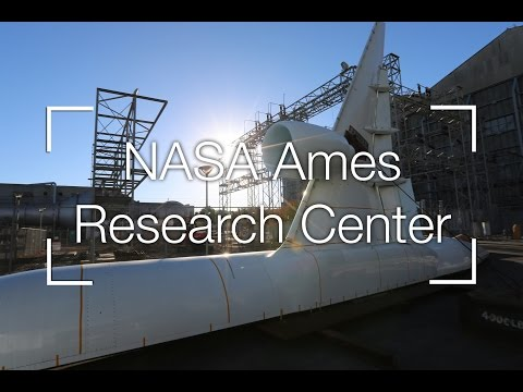 NASA's Ames Research Center - Exclusive Backstage - HD