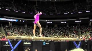 Gabrielle Douglas (USA) - Balance Beam - 2016 AT&T American Cup