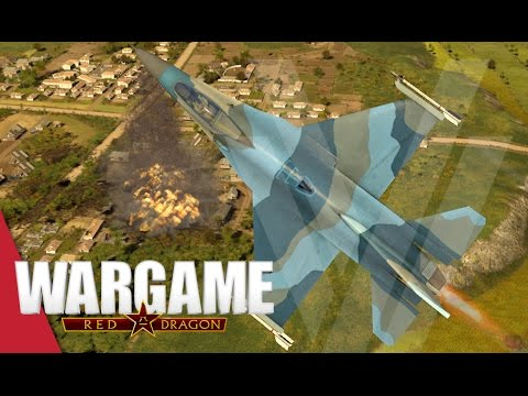 Norwegian Constitution Day! Wargame: Red Dragon Gameplay #77 (Jungle LAW, 3v3)