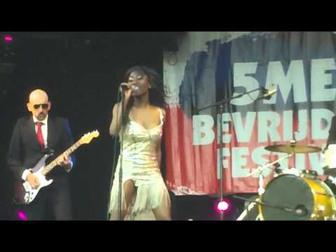 The Excitements - I Do The Jerk (Bevrijdingsfestival Utrecht 2013)