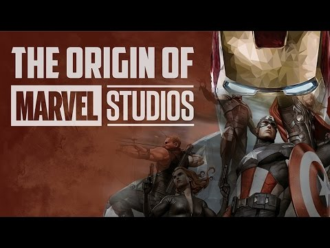 The Origin of Marvel Studios Geek Culture Icons