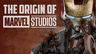 The Origin of Marvel Studios (Geek Culture Icons)