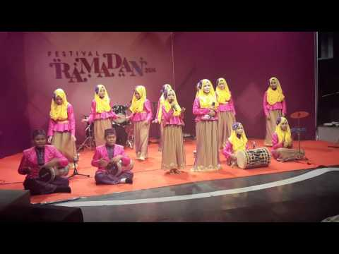 MARAWIS ALKA LEMBANG AUDISI FESTIVAL RAMADHAN INDOSIAR LAGU YA ASIQO