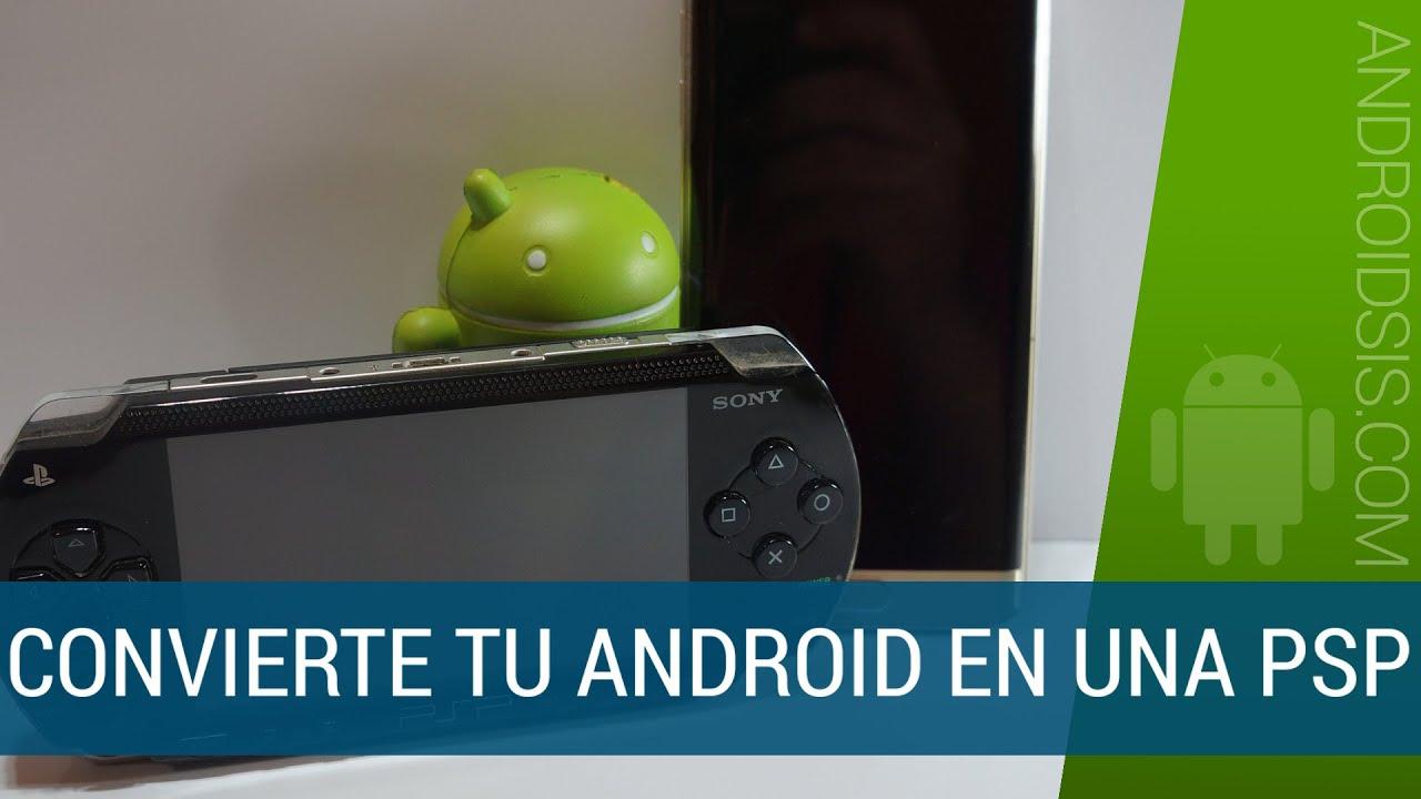 como descargar juegos para psp android gratis