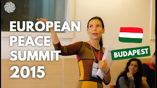 2016 Recap European Peace Summit