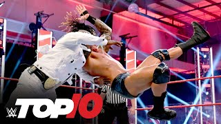 Top 10 Raw moments: WWE Top 10, July 13, 2020
