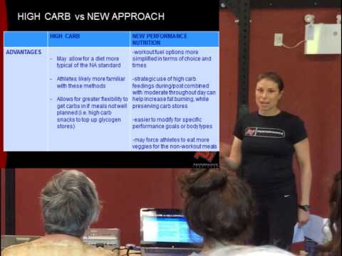"""New Sports/Exercise Nutrition"" Vs Traditional Approach - Part 1"