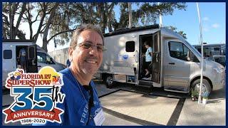 Florida RV Supershow 2020 - Coach House