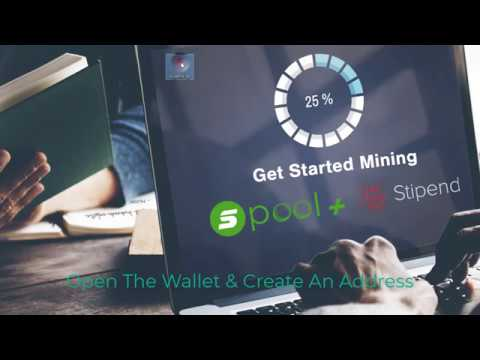 Getting Started With Stipend (SPD) Mining 2018