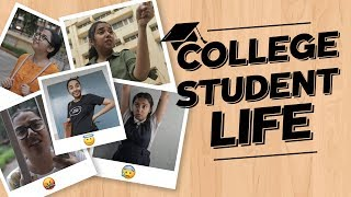 Stages of Being A College Student | MostlySane