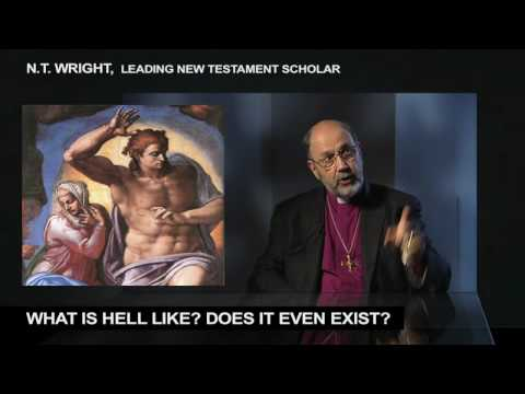 What Is Hell Like? Does It Even Exist? NT Wright On 100 Huntley Street (HD)