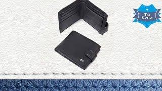 Купить мужской кошелек из кожи Dr.Bond M4 black  в Украине недорого - обзор(, 2016-10-24T11:30:51.000Z)